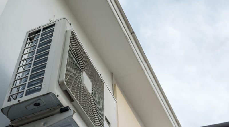 Lucht-Lucht Warmtepomp