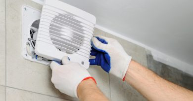 Vochtproblemen door slechte ventilatie