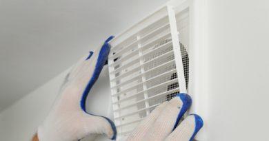 Ventilatiesysteem voor de badkamer